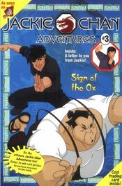 Jackie Chan Book 3
