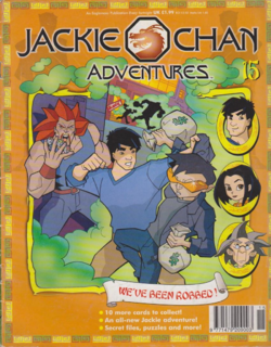 Jackie Chan Issue 15