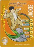 Jackie card 31