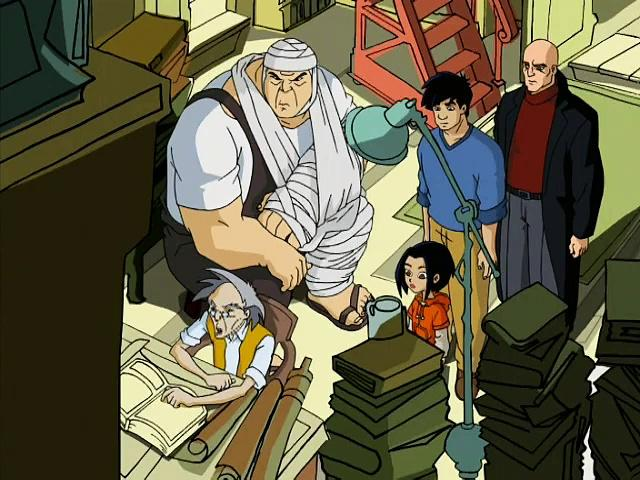 Jackie Chan Adventures S01 13 Day Of The Dragon