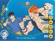 Jackie card 38