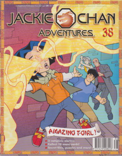 Jackie Chan Issue 38