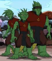 Ice Crew Dragons