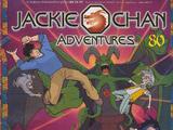 Jackie Chan Adventures Magazine 80