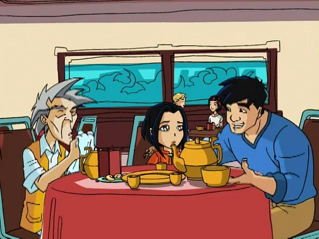 Jackie Chan Adventures S01 02 The Power Within