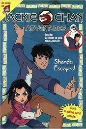 Jackie Chan Book 5
