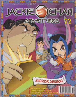 Jackie Chan Issue 72