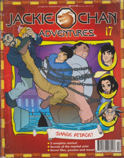 Jackie Chan Issue 17