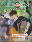 Jackie Chan Adventures Magazine 62