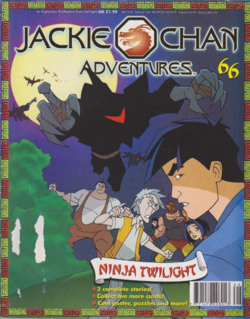 Jackie Chan Issue 66