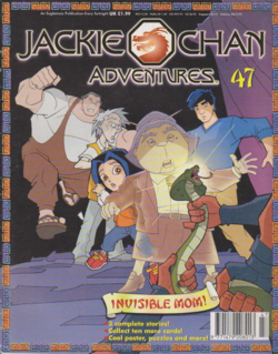 Jackie Chan Issue 47