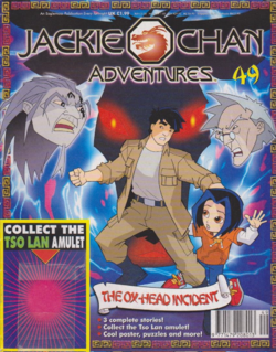 Jackie Chan Issue 49