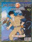 Jackie Chan Adventures Magazine 42