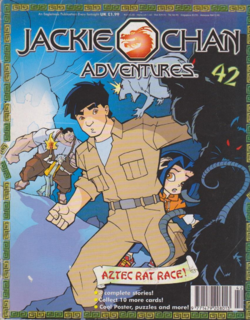 Jackie Chan Issue 42