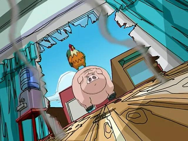 Jackie Chan Adventures S03 06 When Pigs Fly