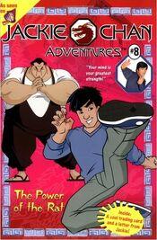 Jackie Chan Book 8
