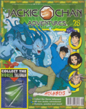 Jackie Chan Adventures Magazine 28