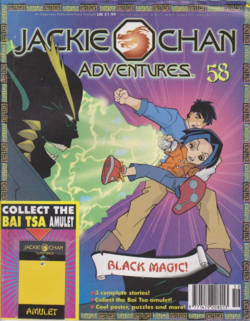 Jackie Chan Issue 58