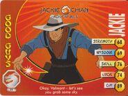 Jackie card 25