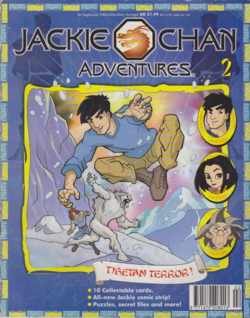 Jackie Chan Issue 2