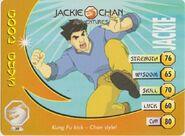 Jackie card 30