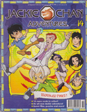 Jackie Chan Adventures Magazine 14