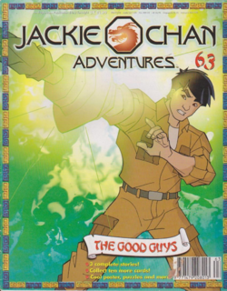 Jackie Chan Issue 63