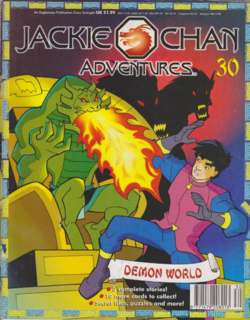 Jackie Chan Issue 30
