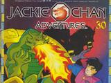 Jackie Chan Adventures Magazine 30