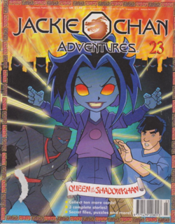 Jackie Chan Issue 23