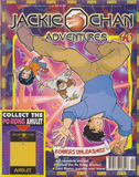 Jackie Chan Adventures Magazine 40