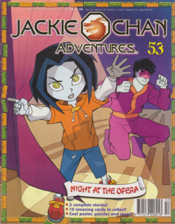 Jackie Chan Issue 53