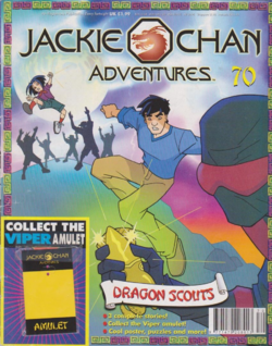 Jackie Chan Issue 70
