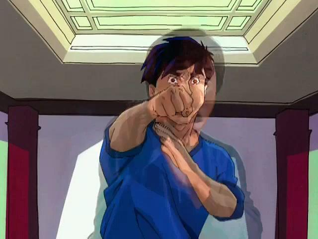 Jackie Chan Adventures S01E04 Enter The Viper