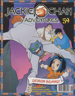 Jackie Chan Issue 59