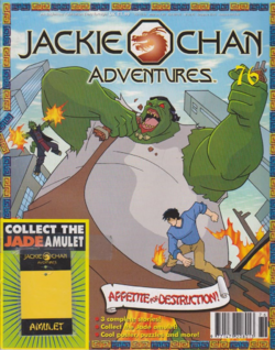 Jackie Chan Issue 76