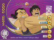 The J-Team card 50