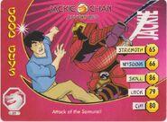 Jackie card 35