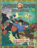 Jackie Chan Adventures Magazine 33