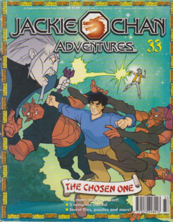 Jackie Chan Issue 33