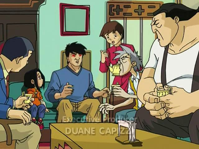 Jackie Chan Adventures S02 27 Demon World (Part 1)