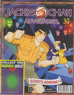 Jackie Chan Issue 37