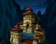 Beng-shui temple