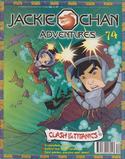 Jackie Chan Adventures Magazine 74