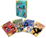 Jackie Chan Books 1-4 boxset