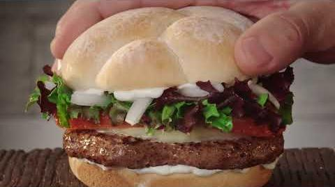 "Jack in the Box Commercial—Ribeye Burgers—""America"""