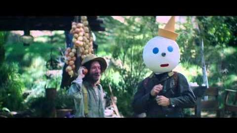 "Comercial de Jack in the Box - Cheddar Onion Buttery Jack – 30 ""The Onion Whisperer"""