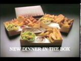 Dinner in the Box