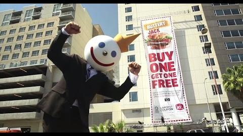 Jack In The Box WorldsLargestCoupon
