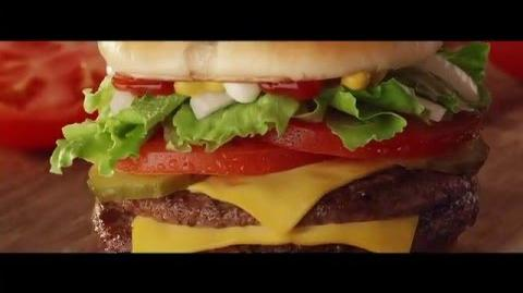 "2016 Jack in the Box Big Game Teaser—""The All-New Double Jack™"""